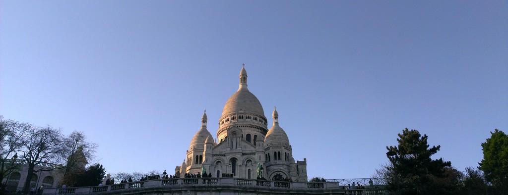 Sacre- Coeur- Montmartre- Paris