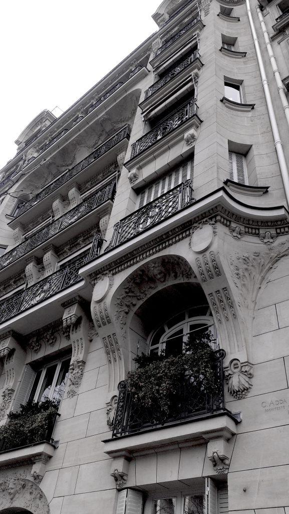 Architecture, 1908