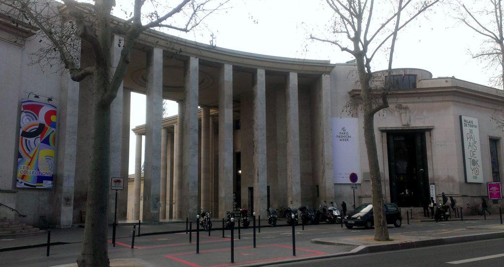 Musee d'Art Moderne & Palais Tokoyo, Paris