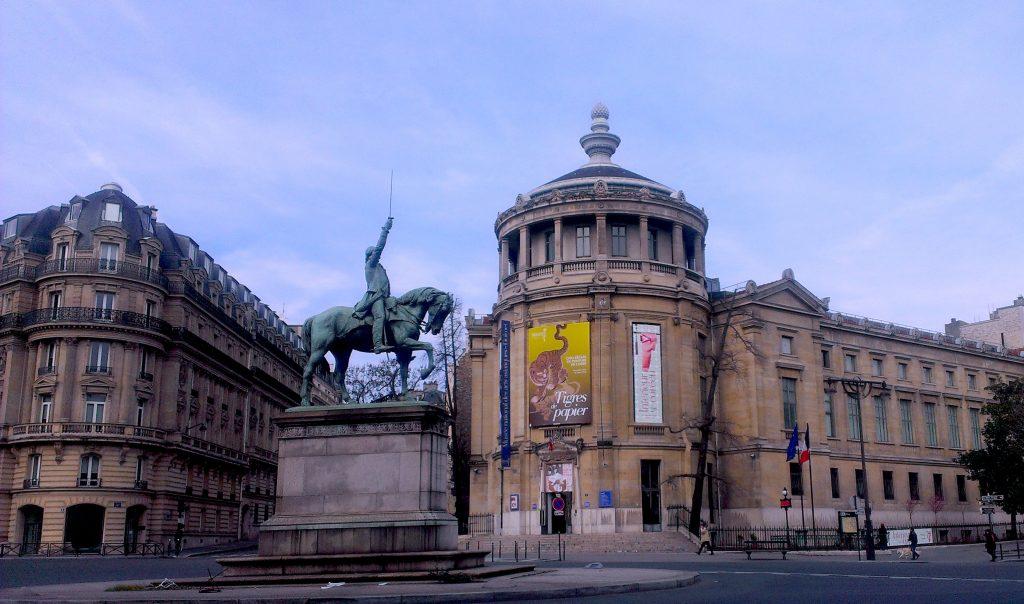 Palais Guimet, Musee de l'Art Siatique