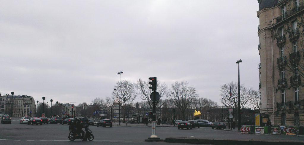 Place D'Alma, Paris
