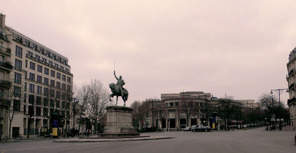 Place Iena, Paris